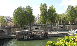 Spring in Paris Colours - Brunch on the Seine | by Pushapoze (nmp)