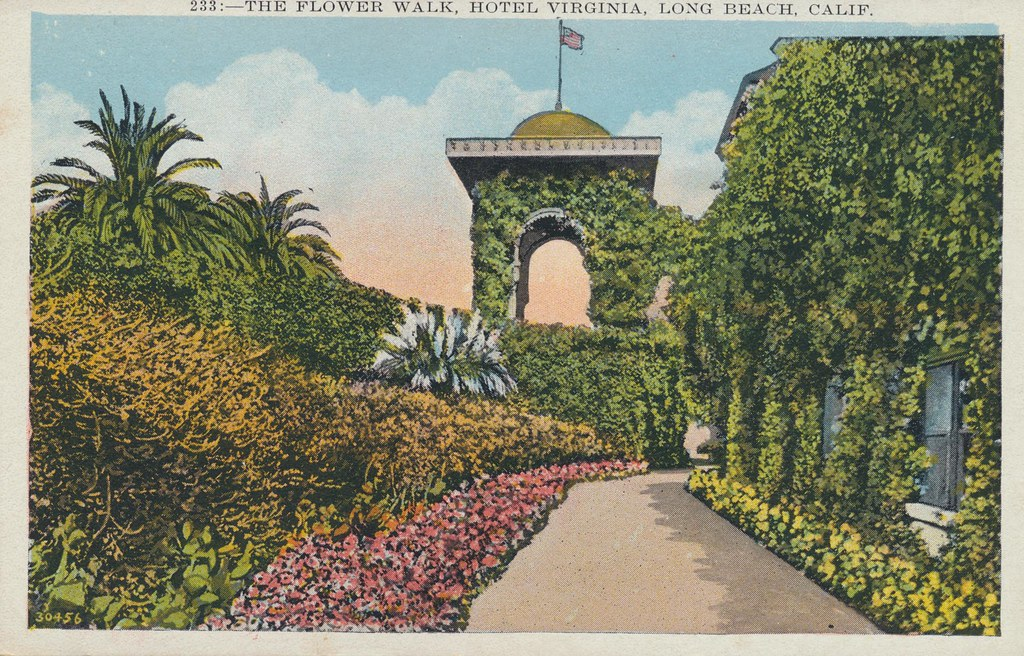 Hotel Virginia - Long Beach, California