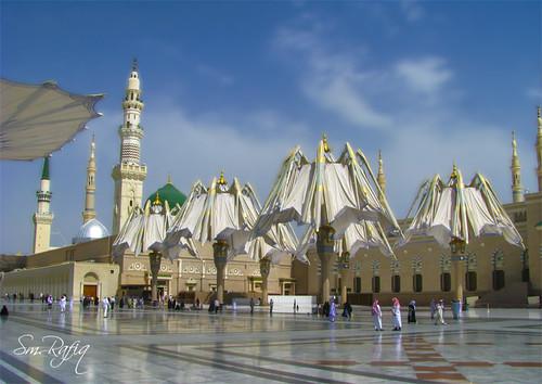 Masjid e Nabawi Wallpaper Roza Mubarak Masjid-e-nabvi