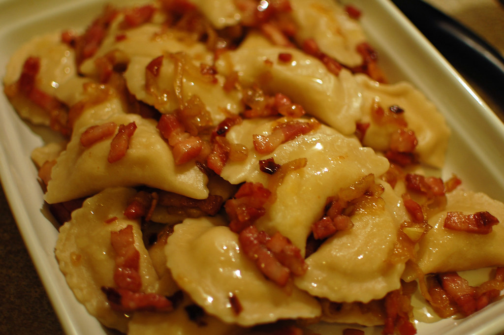 Perogies | I missed Canadian perogies and so I made them at ...