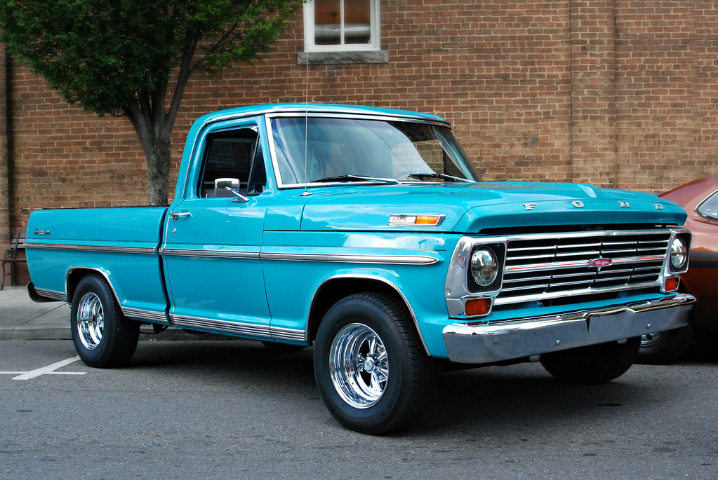 1968 Ford F 100 Ranger Speedprophoto Flickr