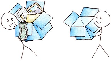 how to send photos in dropbox