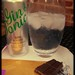 Relaxing with a Gin and Tonic and chocolate