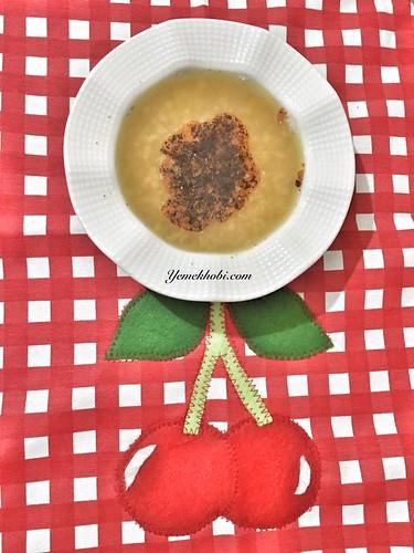 zerdeçallı ezogelin çorbası