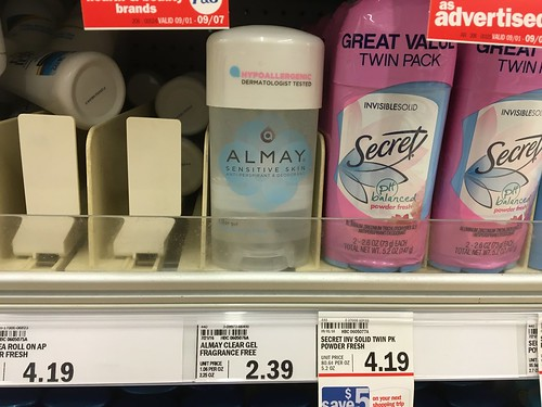 photograph relating to Almay Coupon Printable identify No cost Almay deodorant at Meijer with Printable coupon!