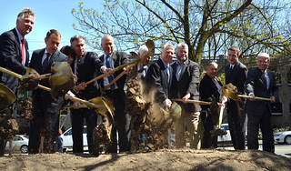 Mayor FHSC Groundbreaking 03 | by Mayor McGinn
