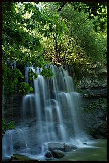 rockglen falls | by Kettle Creek Images
