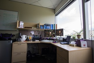 Work Desk | by Meghan (Rambling On. . . )