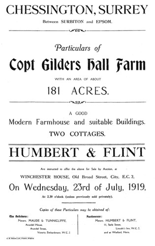 Cot Gilders Hall Farm | by My Private World