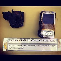 Moral of the story: Jangan bali Nokia