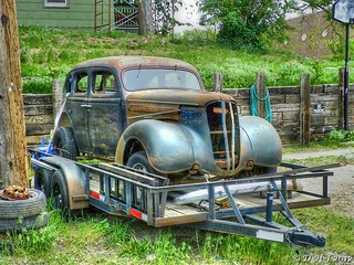 1937 Dodge-1-HDR-1 | by d h-j