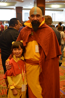 Tenzin and Ikki | by Stereometric Photography