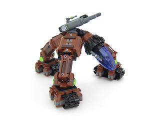 Bruiser Tactical Tank Mech | by Nannan Z.
