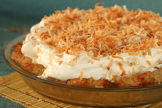 coconut cream pie 5 | by crumblycookie