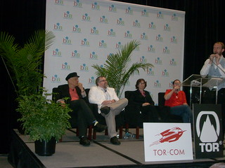 BEA12 Science fiction in the spotlight | by Library Journal