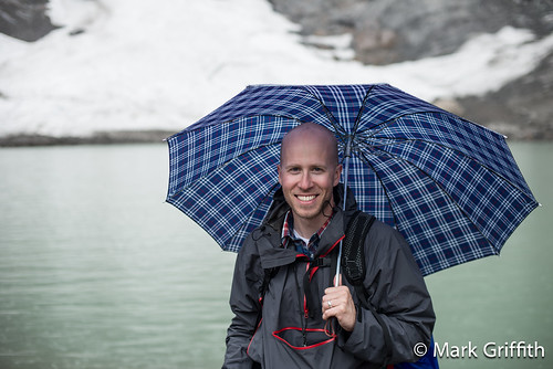 Smiling in the Rain | by Mark Griffith