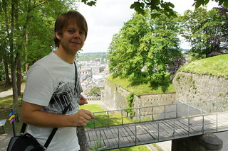 Me at Citadel of Namur | by kev_bite