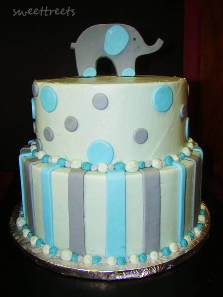 elephant baby shower cake elephant baby shower cake