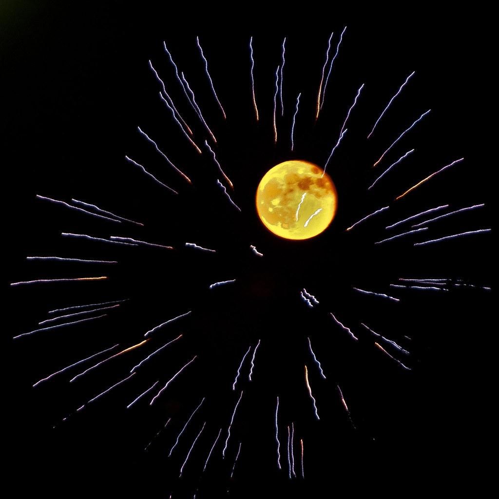 Full Moon Fireworks Full Moon Fireworks | by
