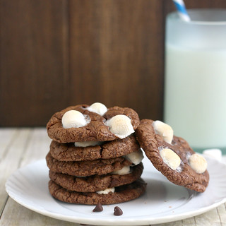 Mississippi Mud Cookies | by Tracey's Culinary Adventures