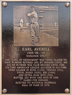 Earl Averill | by jLablitz