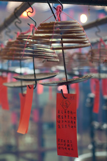 Incense Coils at Man Mo Temple, Hong Kong | by Osaka Ian