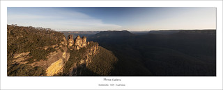 Three sisters Panorama | by zenboy