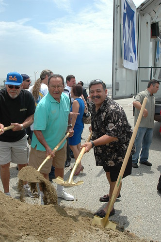 ILWU Local 13 Dispatch Hall Ground Breaking | by ILWU Dispatcher
