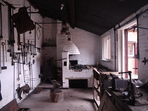 The forge at Cliveden Gardens | by David (MK)