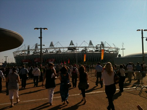 London Olympic Stadium | by Dave Hill Writer