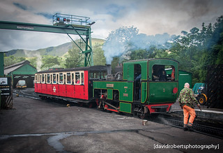 Snowdon Mountain Railway | by [davidrobertsphotography]