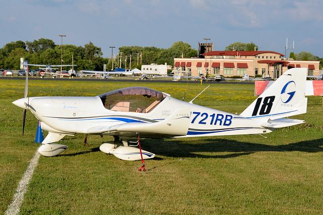 N721RB