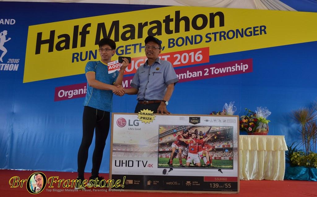 IJM Land Half Marathon 2016, Seremban 2