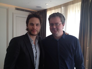 Taylor Kitsch and me | by FilmFan