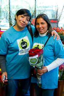 Ecuadorian Fair Trade Flower Farmers | by Fair Trade Certified