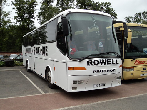 Rowell of Prudhoe T234SBB | by yorkcoach