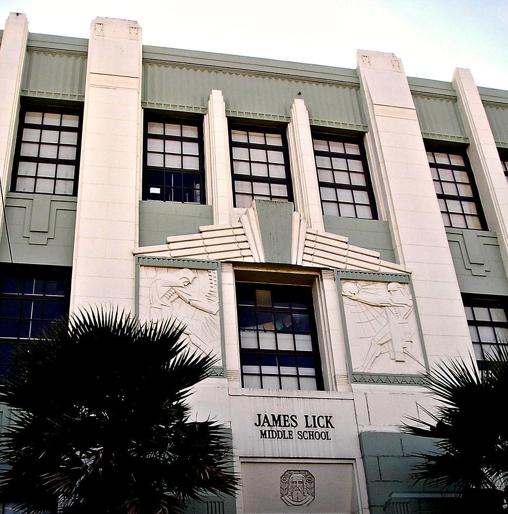James Lick Middle School, San Francisco: Architectural Det… | Flickr