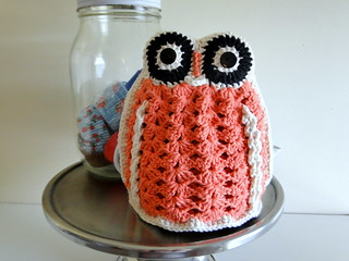 owl tea cozy | by caseyplusthree