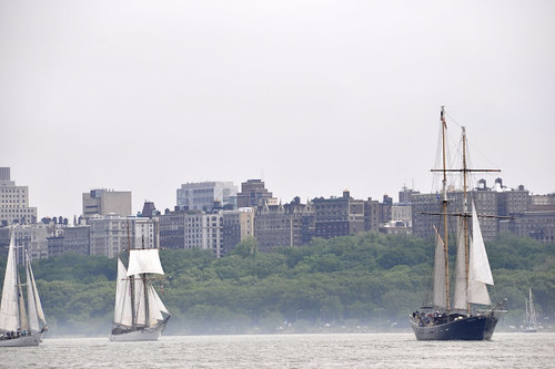 NY Waterway: Fleet Week/Opsail 2012 Parade of Ships 5/23/2012 (Taken by Armand F.) | by nywaterway