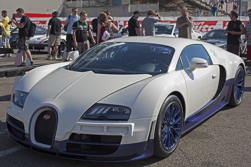 Bugatti Veyron Supersport | by Sascha Bentz