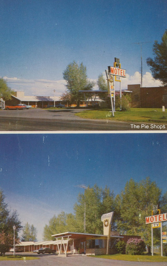 Hillcrest DX Motel - Evanston, Wyoming