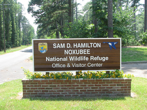 Sam D. Hamilton Noxubee sign | by USFWS/Southeast