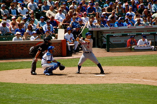 Mets at Cubs - 6/27/2012 | by Julie Rubes