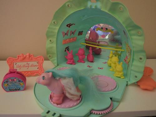 mlp baby bonnet school of dance with baby half note flickr