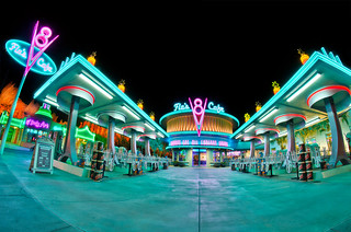 Flo's V8 Cafe - Cars Land | by Tom.Bricker
