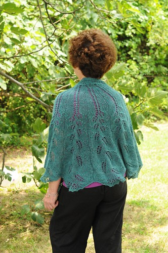 Mystery Shawl | by MandyPowers