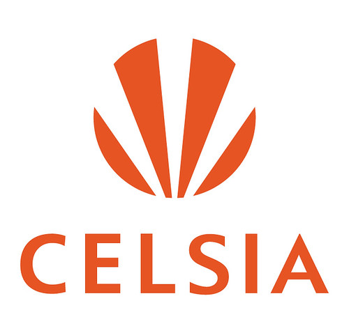 Logo for Celsia