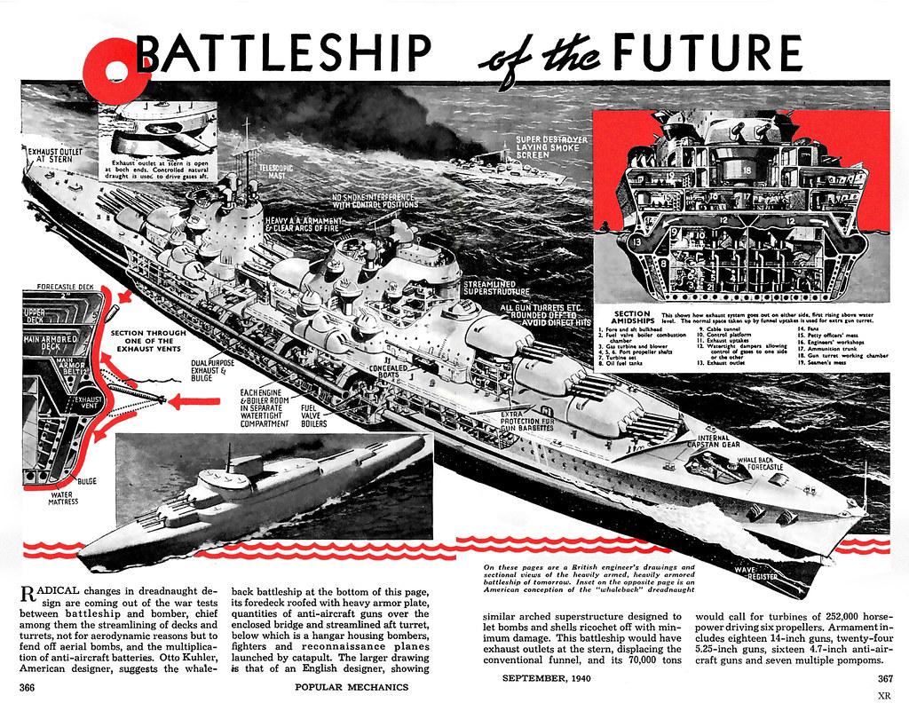 1940     Super Battleship