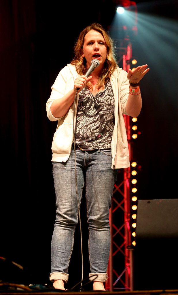 kerry godliman height