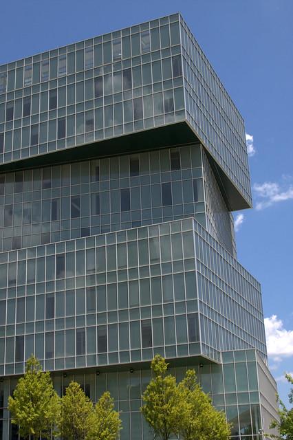 Uncc Center City Building Map